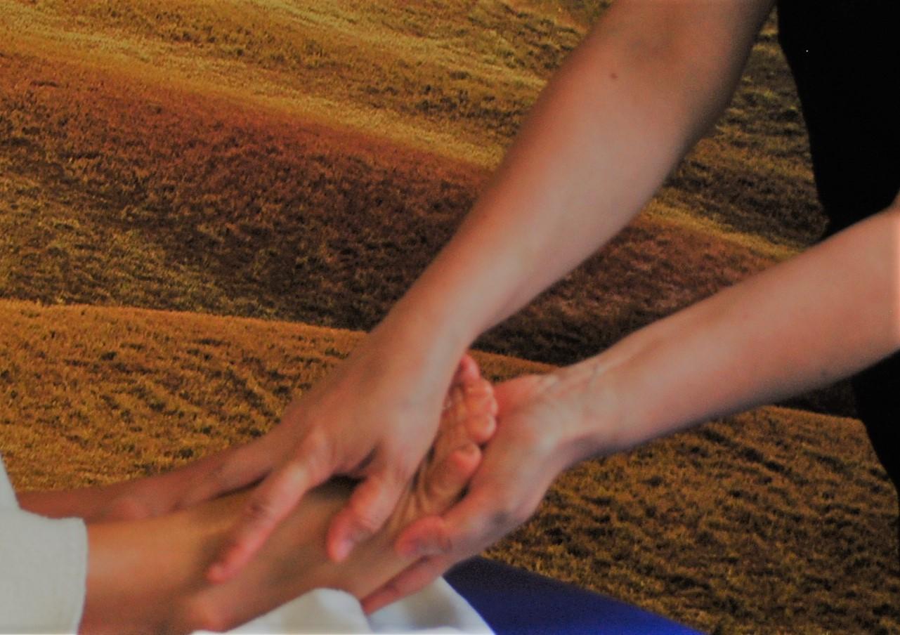 voetmassage